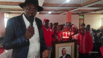 Uvira – RDC: Conférence – Anniversaire de l'UNC à Uvira