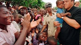 Mohamed Ali, une légende africaine