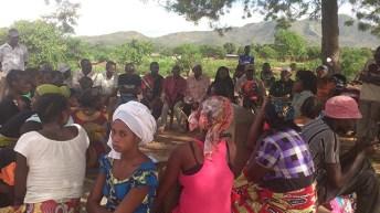 Kitemesho-RDC: Les habitants regagnent leur village ce lundi dans la soirée