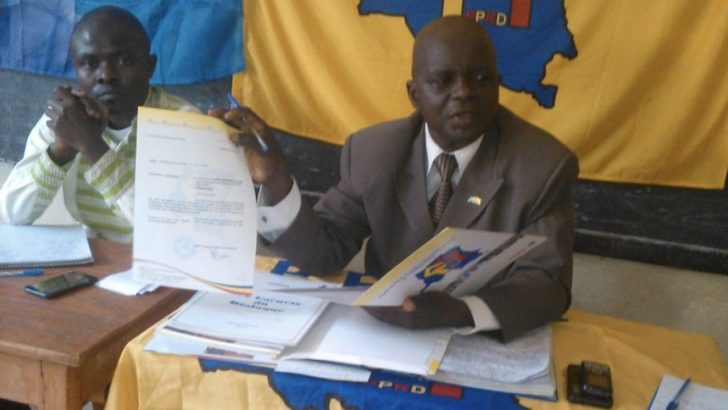 PPRD/Burundi: nouveaux organes validés par le secrétariat général