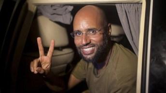 Justice: En Libye, le fils de Mouammar Kadhafi, Seif al-Islam, a été remis en liberté