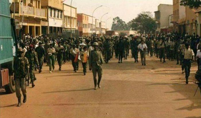 C'ÉTAIT: Un 4 juillet, comme aujourd'hui…prise de Kigali par le FPR