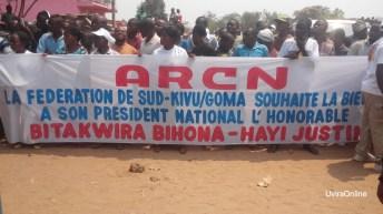 Uvira – RDC : Présentation officielle du Parti « Alliance pour la République et la Conscience Nationale à Uvira