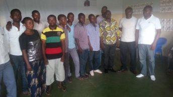 Kamanyola-RDC: L'hôpital Saint Joseph a reçu un nouveau comité des donneurs du sang
