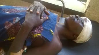 Uvira-RDC: Deux hommes attaqués par les hippopotames.