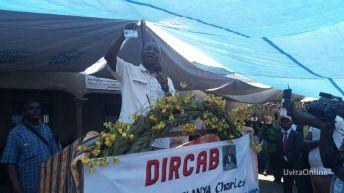 Fizi-RDC: Le Directeur de Chef de l'Etat à Baraka pour accomplir son devoir civique