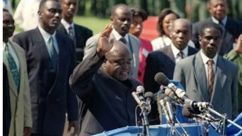 Kumbukumbu: 28 mai, comme aujourd'hui…Serment de Laurent Désiré Kabila