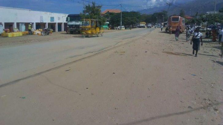 Uvira-RDC: Route principale, la population se lamente de sa réhabilitation