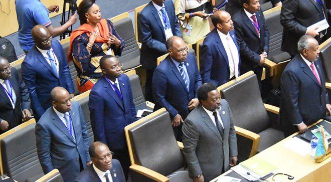 Le 29è sommet de l'Union Africaine: la RDC se réjouit de la résolution contre les sanctions unilatérales,