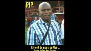 COMMUNIQUE DE PRESSE: Mort de Vincent de Paul NGOY KAMONA, LA SYNERGIE DES MEDIAS D'UVIRA- FIZI