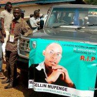 La Presse d'Uvira en deuil: Marcellin Mupenge Wabenga 1985-19 août 2017
