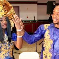 Ottawa-Canada: Cérémonie de dot, Mlle Soleil Fatuma Samba & M. Furaha Kisoba Kisaruko,