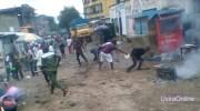 Uvira-RDC: une station d'essence prend feu et brule une personne