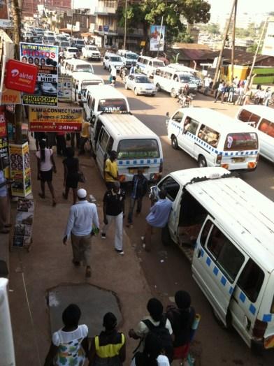 Wandageya, Kampala
