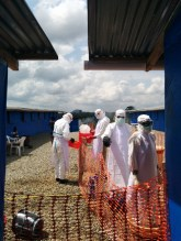 Bong County Ebola Treatment Unit