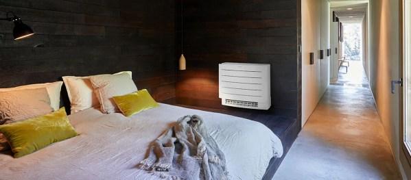 Airco in de slaapkamer