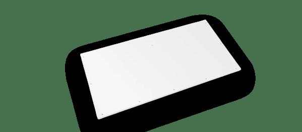 Evolar omkasting paneel wit buitenunit Uw Airco