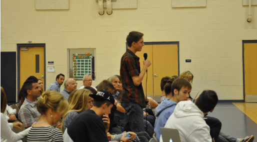 School Board Debates