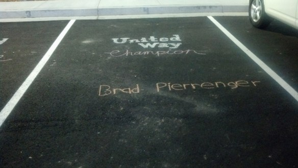 Brad Perringer Parking