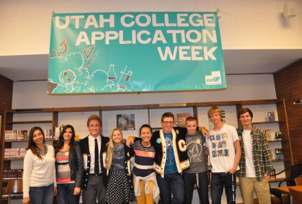 Cottonwood High College Access Week 067