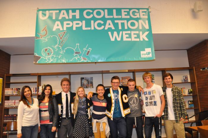 Cottonwood High College Access Week 067