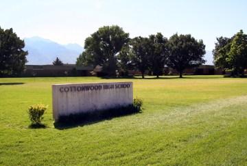 Cottonwood High School 2013