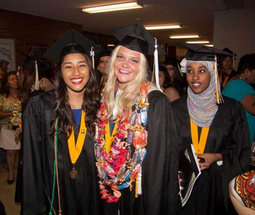 Graduation Rates have Increased at Cottonwood High School
