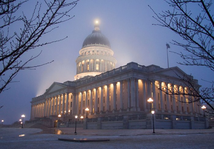 Salt Lake Capitol