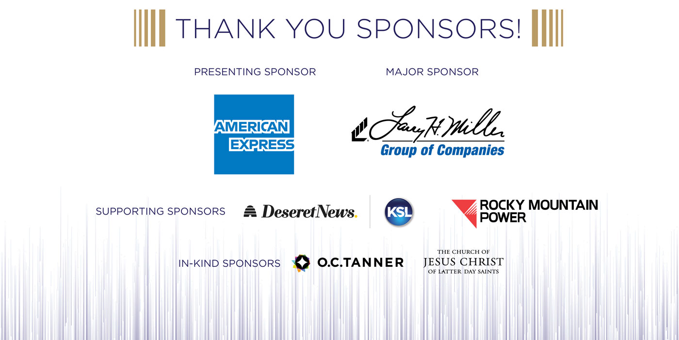 Community Changemaker Award Sponsors