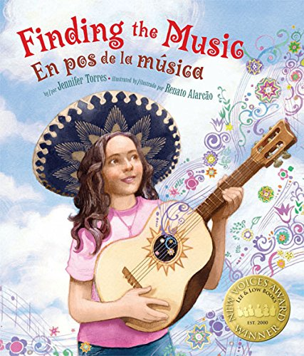 Finding the Music Book Cover