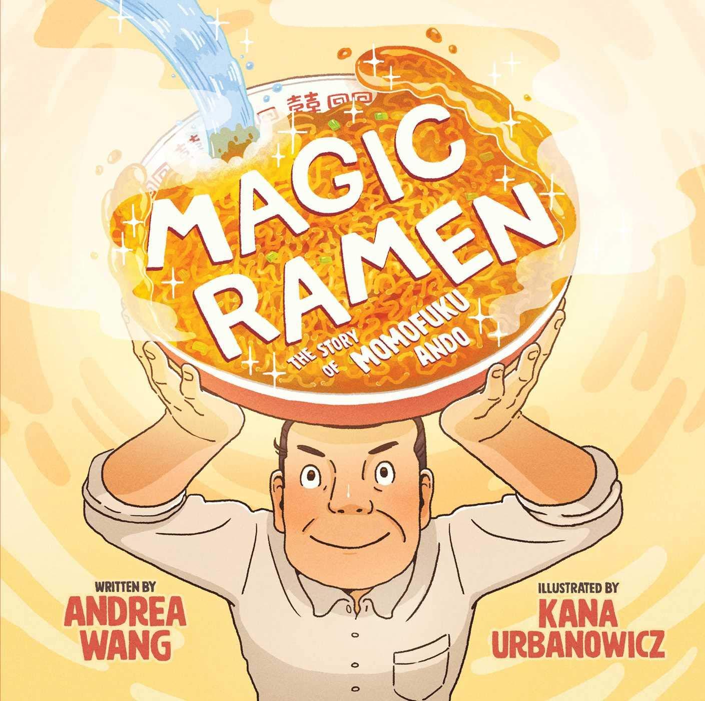 Magic Ramen book cover