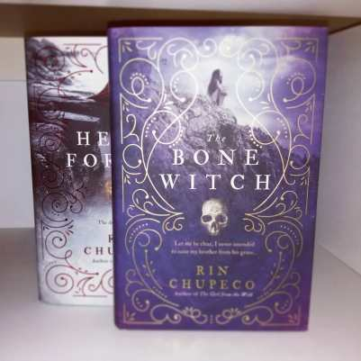 the bone witch picture by @tecsielitybooks
