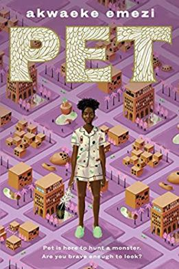 PET by Akweke Emezi book cover