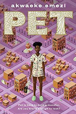 PET by Akweke Emezi book cover