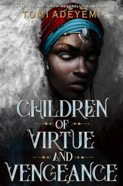 Book Cover of Children of Virtue and Vengeance