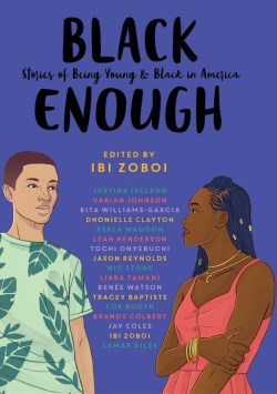 Black Enough by Ibi Zoboi book cover