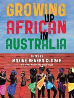 Growing Up African in Australia Book Cover