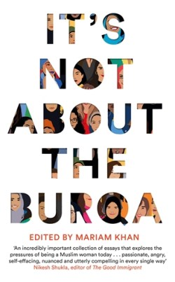 Its Not About The Burqa Anthology Book Cover