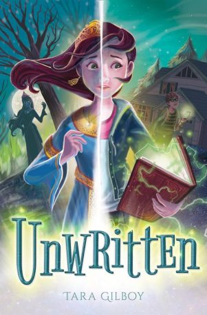 Unwritten by Tara Gilboy Book Cover