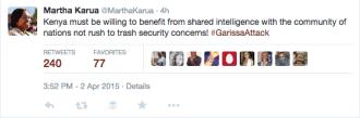 #GarissaAttack #WestGateAttack
