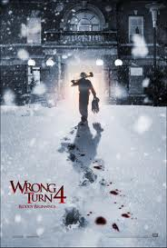 Movie Review:  Wrong Turn 4 (1/2)