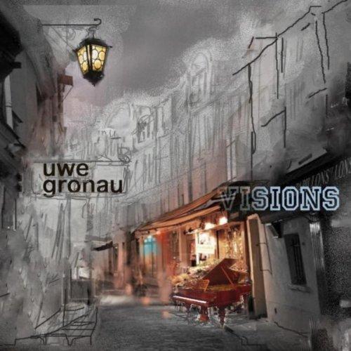 """CD-Cover """"Visions"""" von Uwe Gronau, 2012"""