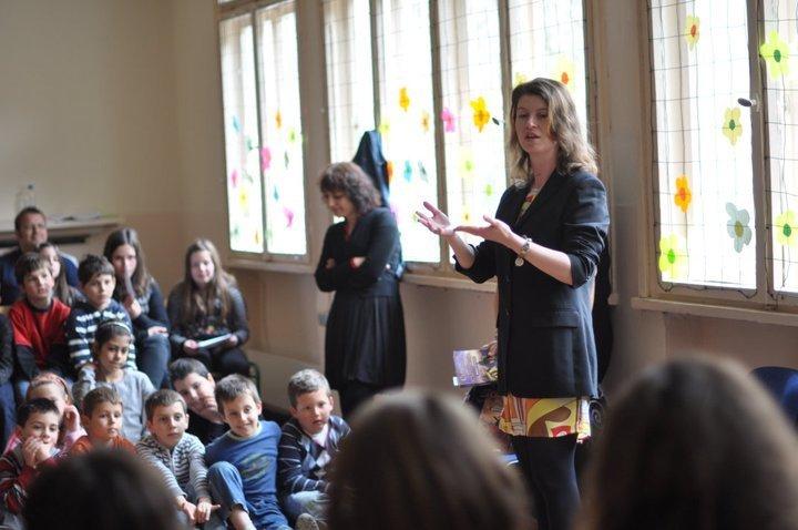 Децата за детските книги и техните автори