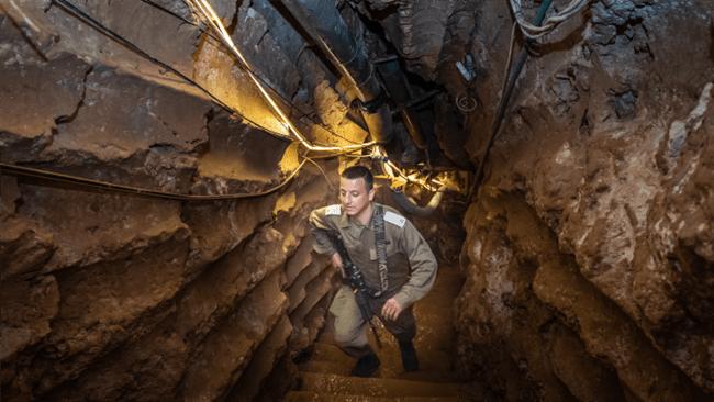 Terrortunnel der Hizbollah