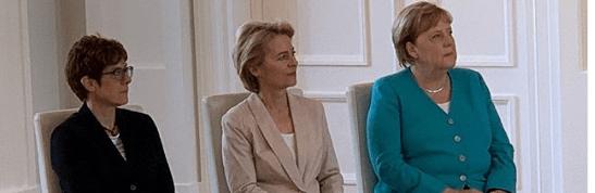 Neue Ämter | von der Leyen wird EU-Kommissionspräsidentin – AKK wird Verteidigungsministerin