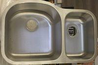 60/40 Double Bowl 16 Gauge Kitchen Sink