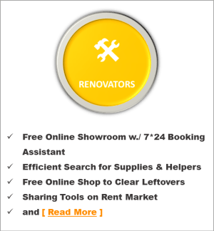 Renovator Benefits