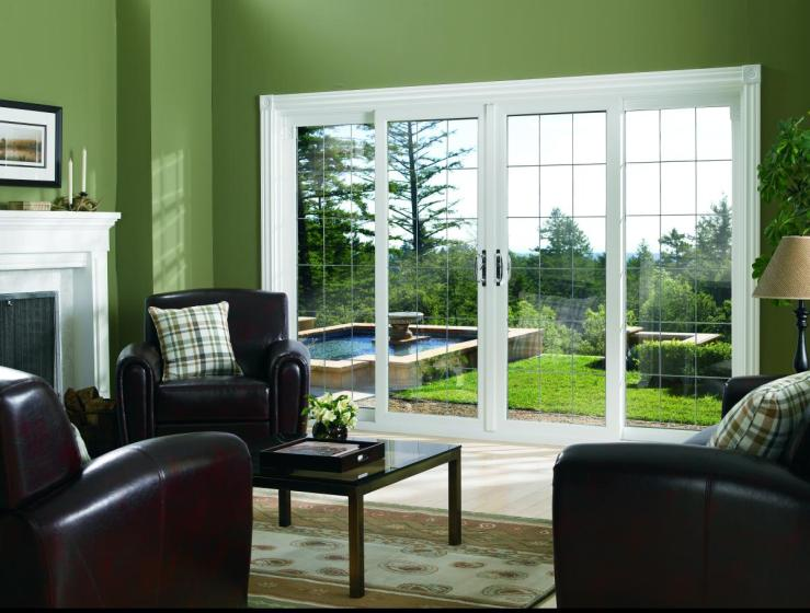 10ft/12/ft/16ft LoE Sliding Patio Doors