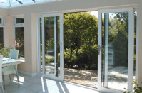 4-Panel Sliding Patio Door