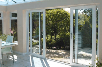 Gentil 10 FT Ultra LoE180 Sliding Patio Door